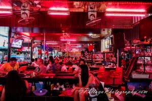 Beer Bar Complex in Pattaya