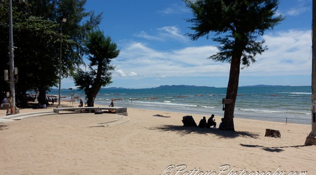 Jomtien Beach at Soi 7